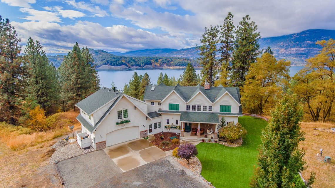 Single Family Home for Sale at 1238 Eagles Nest Way 1238 Eagles Nest Way Kettle Falls, Washington 99141 United States