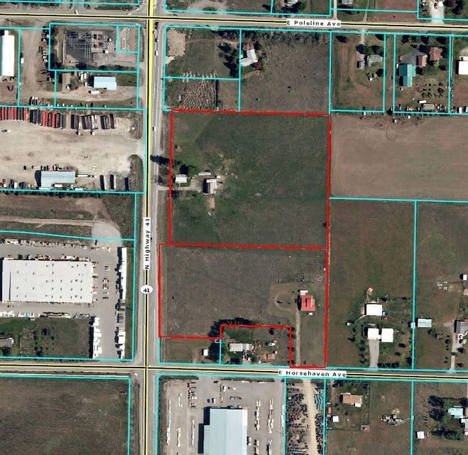 Land for Sale at 2201 N Highway 41 2201 N Highway 41 Post Falls, Idaho 83854 United States