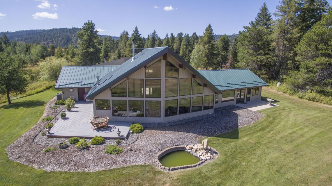 Single Family Home for Sale at 445 Whitetail Draw Road 445 Whitetail Draw Road St. Maries, Idaho 83861 United States