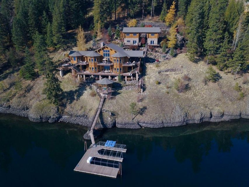 Single Family Home for Sale at 10836 N Split Rock Road 10836 N Split Rock Road Hayden, Idaho 83835 United States