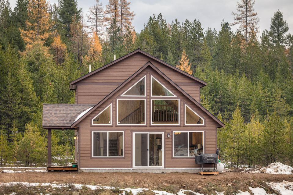 Single Family Home for Sale at 628 Old Homestead Road 628 Old Homestead Road Cocolalla, Idaho 83813 United States