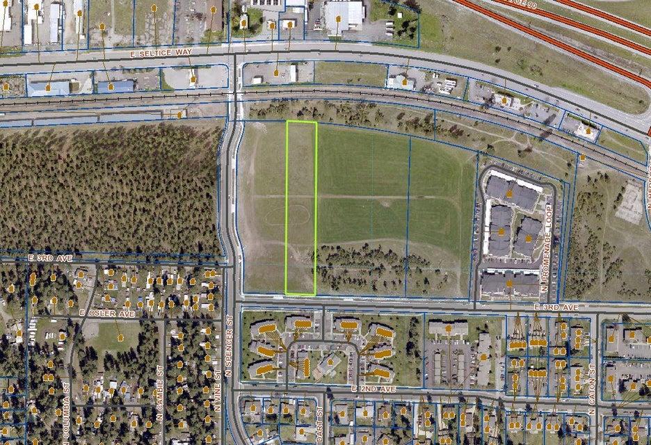 Land for Sale at NKA Spencer NKA Spencer Post Falls, Idaho 83854 United States