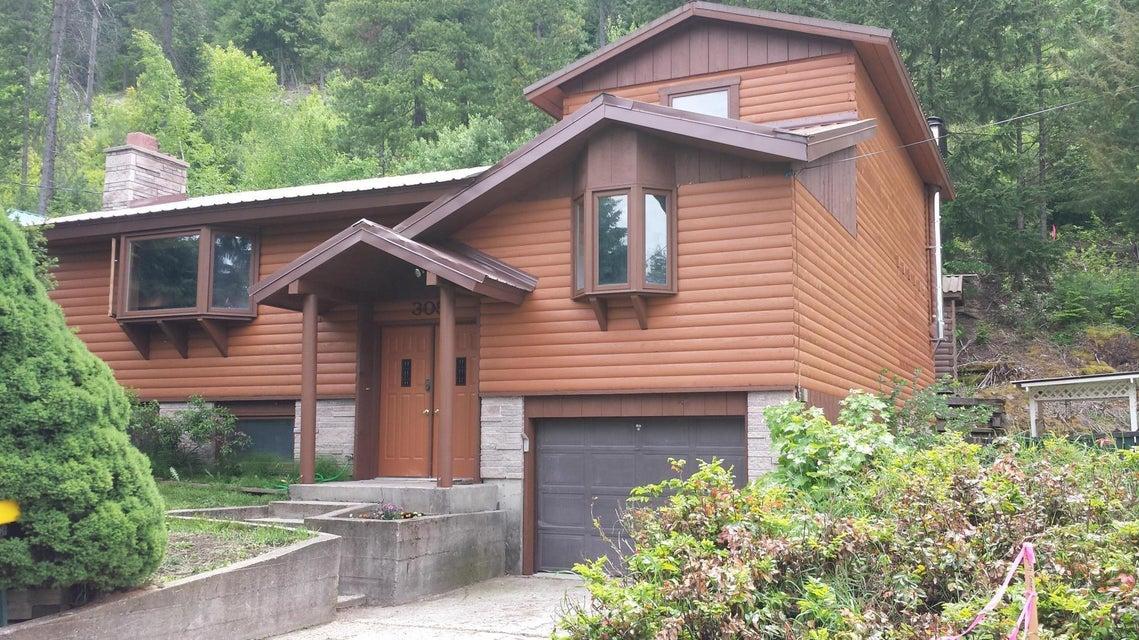 Single Family Home for Sale at 305 E HILL Avenue 305 E HILL Avenue Osburn, Idaho 83849 United States
