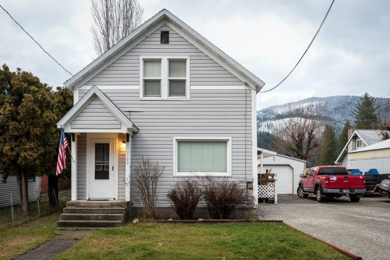 Single Family Home for Sale at 1128 E Garden 1128 E Garden Osburn, Idaho 83849 United States