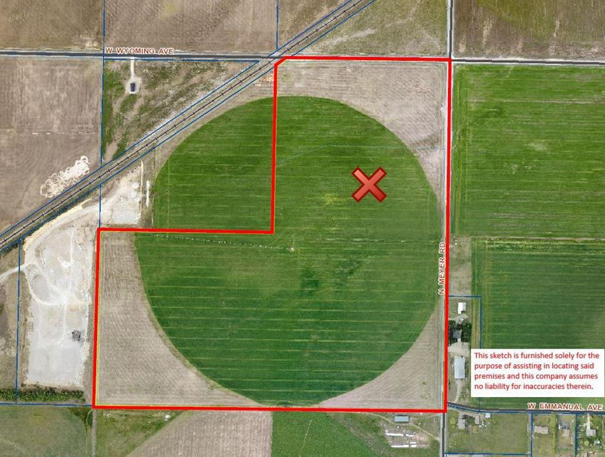 Land for Sale at NNA Meyer & Wyoming NNA Meyer & Wyoming Rathdrum, Idaho 83858 United States