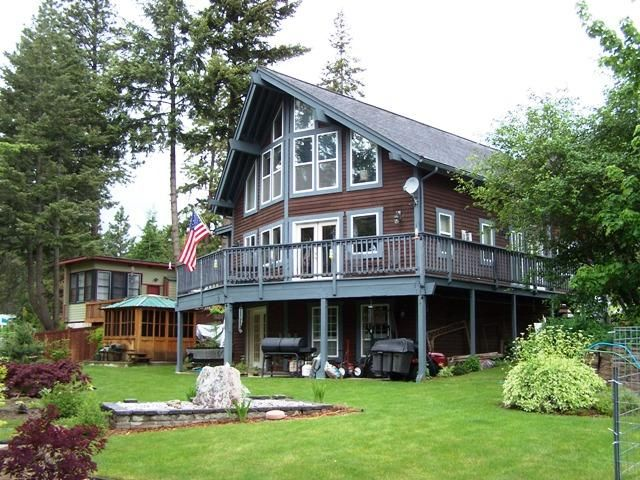 Single Family Home for Sale at 16674 E CAPE HORN Road 16674 E CAPE HORN Road Bayview, Idaho 83803 United States