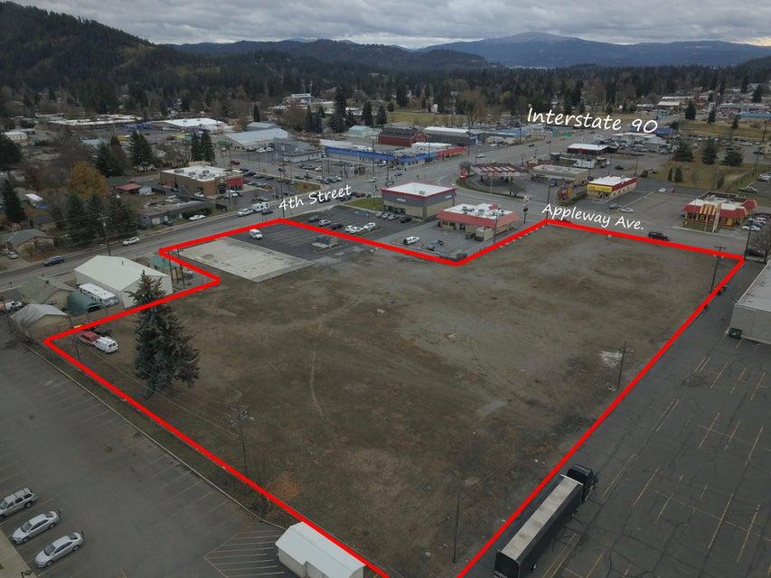 Land for Sale at 2605 N 4TH Street 2605 N 4TH Street Coeur D Alene, Idaho 83814 United States