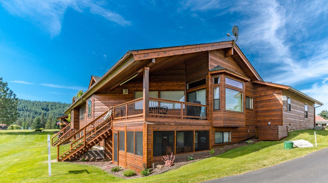 Condominium for Sale at 69 Fairway Drive 69 Fairway Drive Blanchard, Idaho 83804 United States