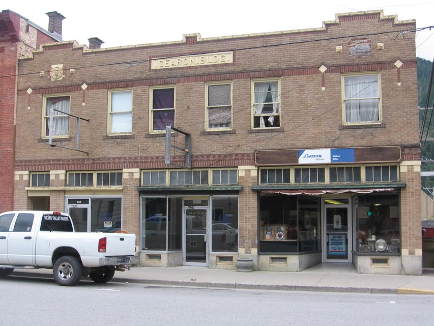 Commercial for Sale at 412 Sixth Street 412 Sixth Street Wallace, Idaho 83873 United States