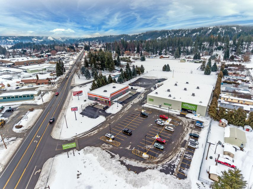 Commercial for Sale at 6355 S Main Street 6355 S Main Street Bonners Ferry, Idaho 83805 United States