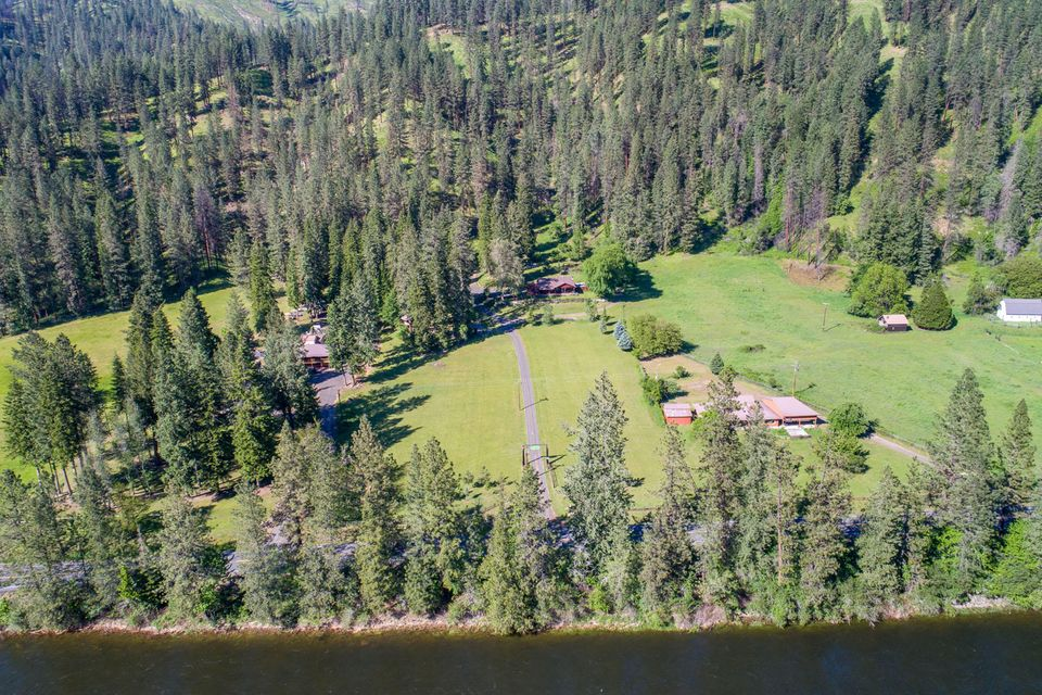 Commercial for Sale at 6873 US Highway 12 6873 US Highway 12 Kooskia, Idaho 83539 United States