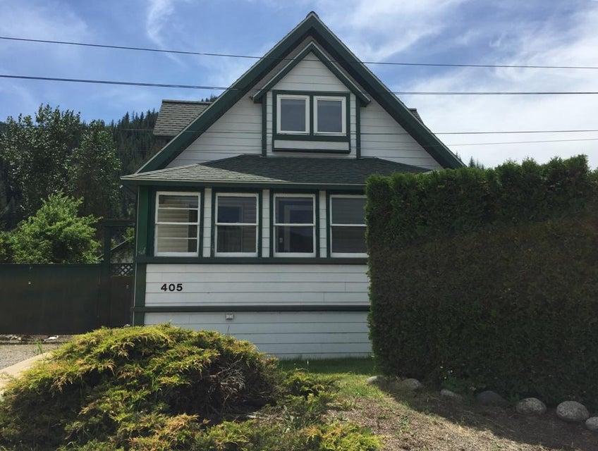 Single Family Home for Sale at 405 E Mullan 405 E Mullan Osburn, Idaho 83849 United States