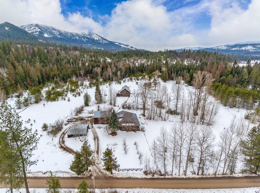 Single Family Home for Sale at 429 Barnhart Road 429 Barnhart Road Careywood, Idaho 83809 United States