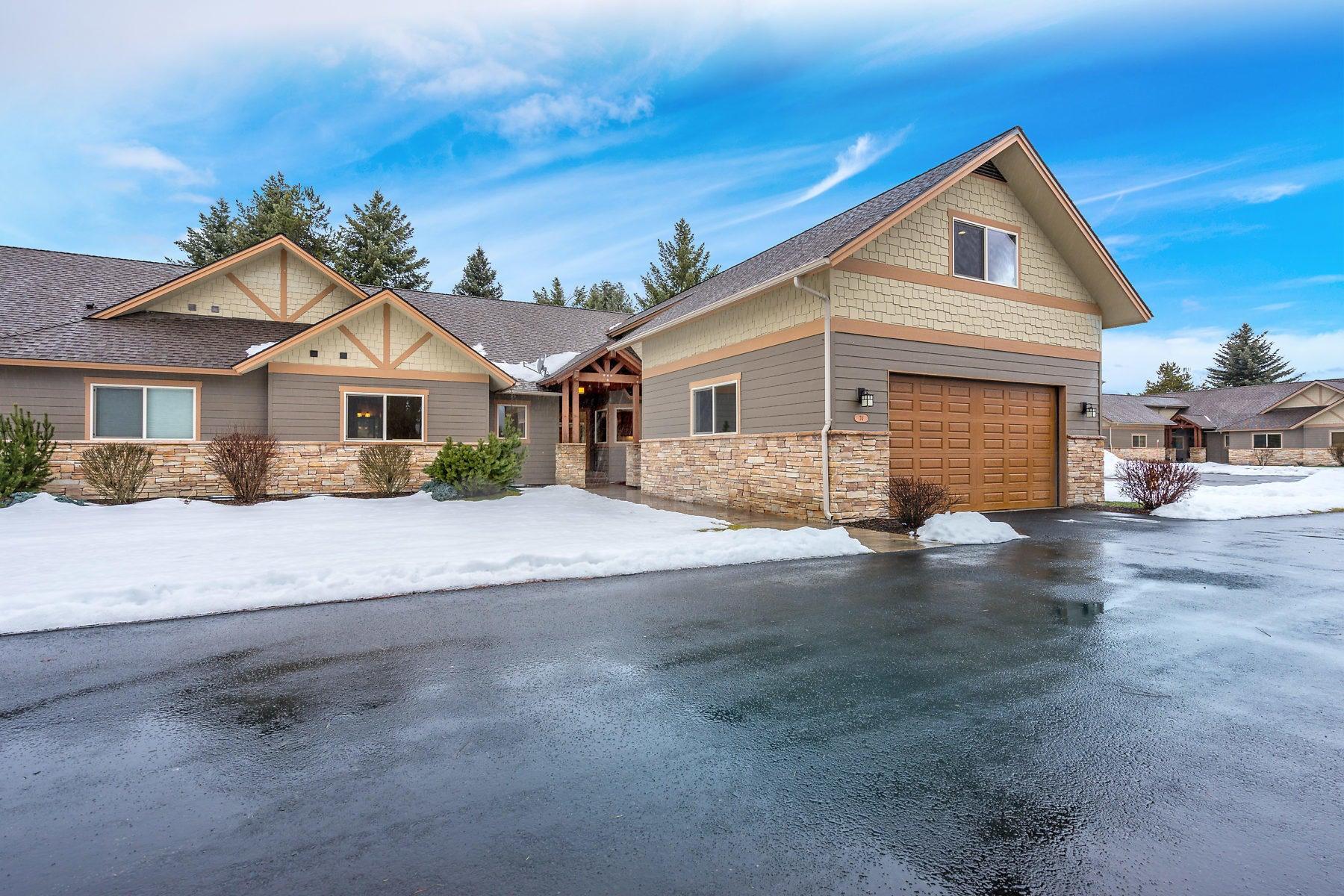 Single Family Home for Sale at 74 Bellflower Court 74 Bellflower Court Blanchard, Idaho 83804 United States