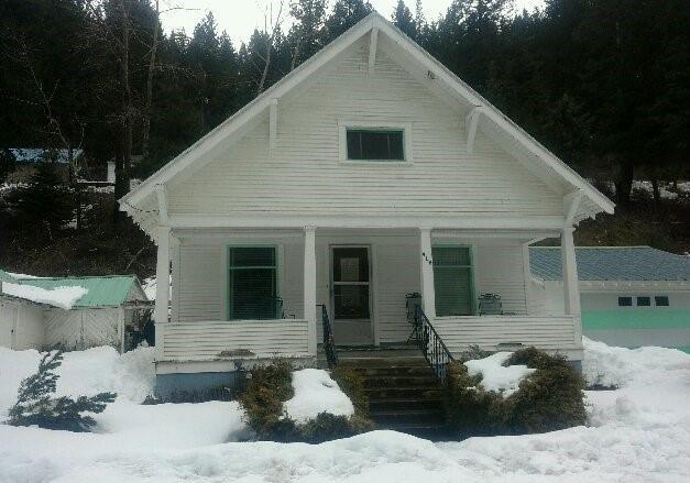 Single Family Home for Sale at 419 Hunter Street 419 Hunter Street Mullan, Idaho 83846 United States