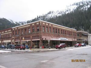 Commercial for Sale at 602 Cedar Street 602 Cedar Street Wallace, Idaho 83873 United States