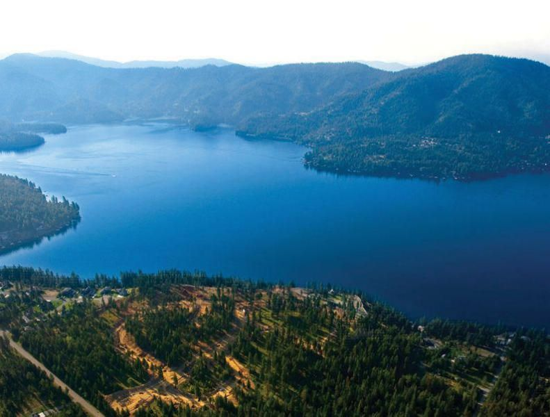 Land for Sale at L38 N McCall Falls Drive L38 N McCall Falls Drive Hayden Lake, Idaho 83835 United States