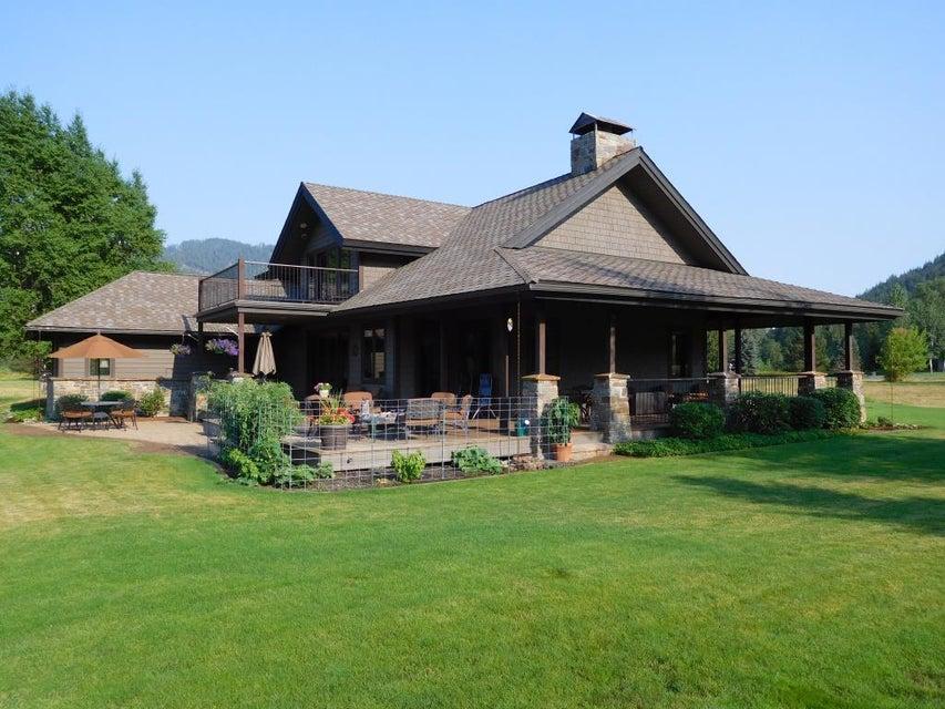 Single Family Home for Sale at 28 Alpenrose Lane 28 Alpenrose Lane Sandpoint, Idaho 83864 United States