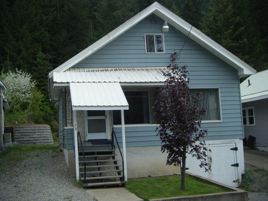 Single Family Home for Sale at 78 Tennis Row 78 Tennis Row Mullan, Idaho 83846 United States