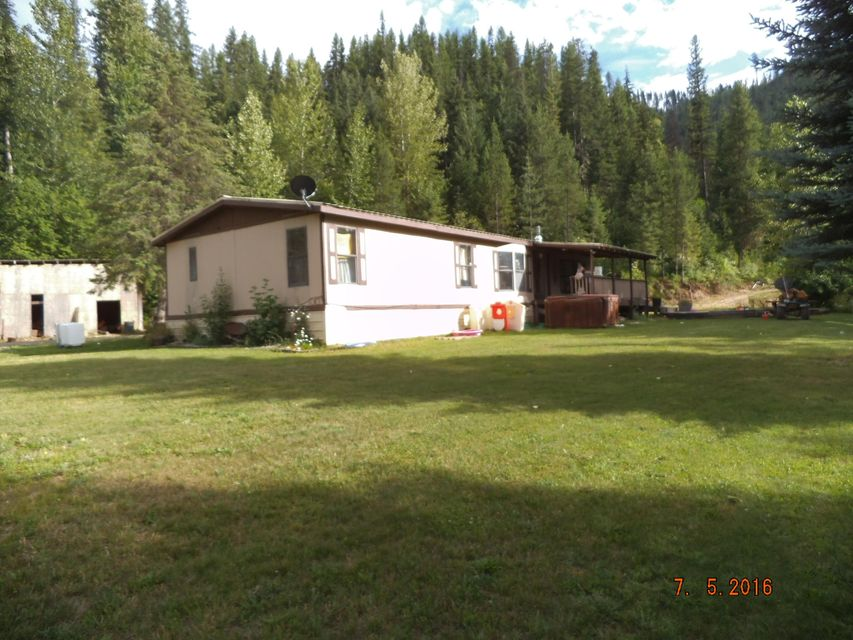 Single Family Home for Sale at 26504-A St Joe River Road 26504-A St Joe River Road Calder, Idaho 83808 United States