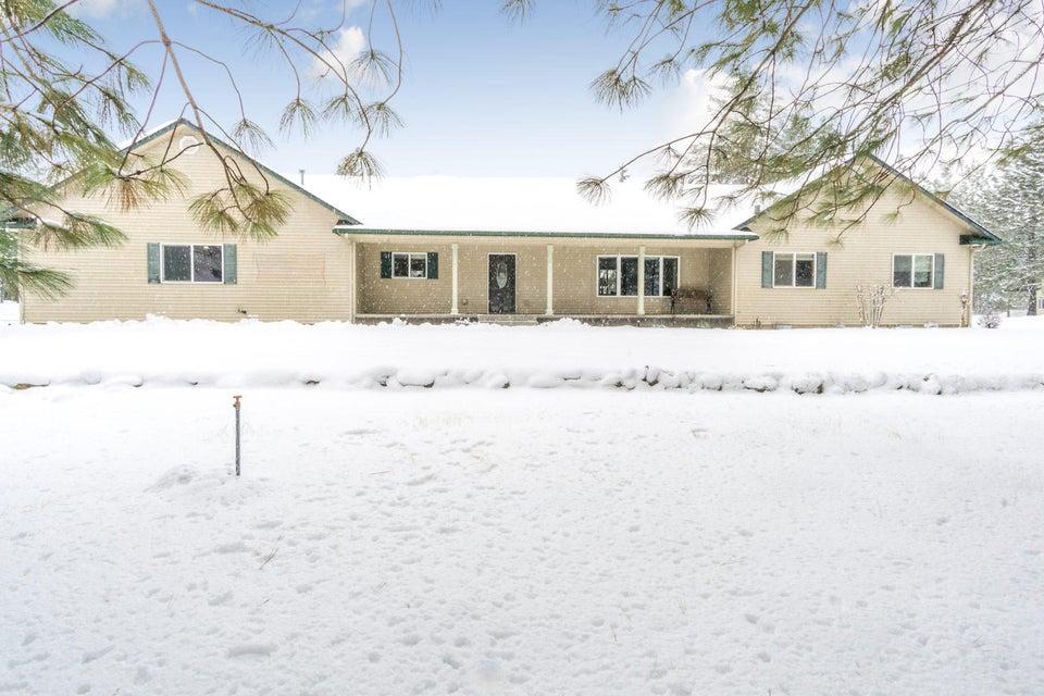 Single Family Home for Sale at 2613 E BRUNNER Road 2613 E BRUNNER Road Athol, Idaho 83801 United States