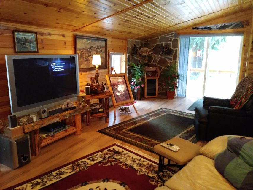 Single Family Home For Sale At 27018 CDA River Road 27018 CDA River Road  Wallace,