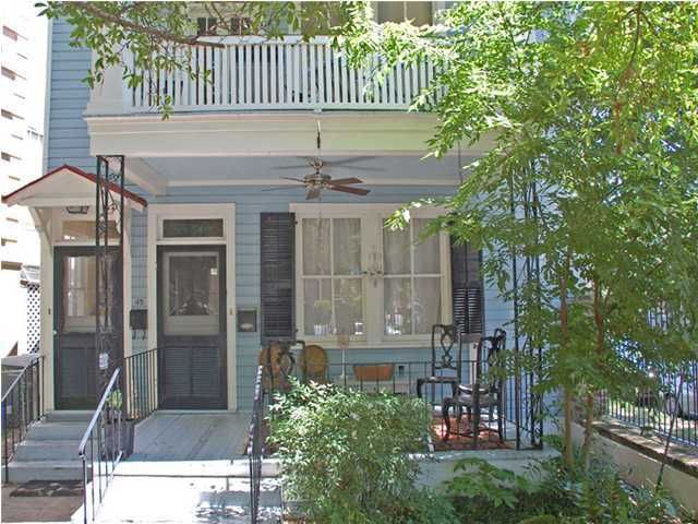 45  Charlotte Street Charleston, SC 29403