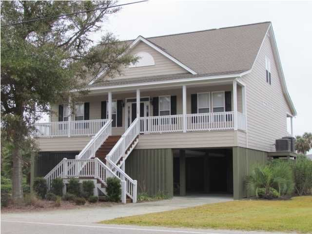 128  Jungle Road Edisto Beach, SC 29438