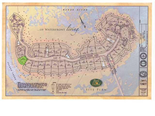 Park West Lots For Sale - 3944 Ashton Shore, Mount Pleasant, SC - 1