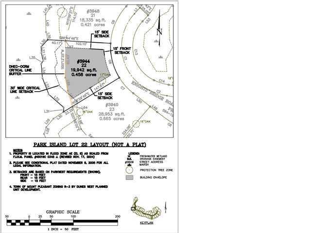 Park West Lots For Sale - 3944 Ashton Shore, Mount Pleasant, SC - 8