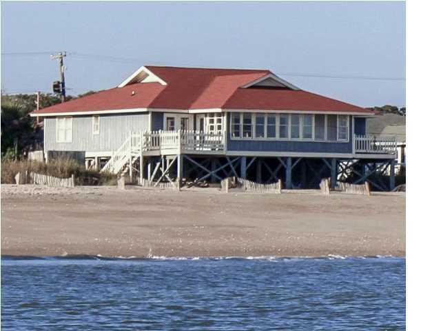 126  Palmetto Boulevard Edisto Beach, SC 29438