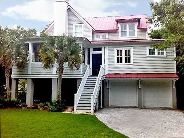 Sullivans island in sullivans island 4 bedroom s for 1741 on the terrace