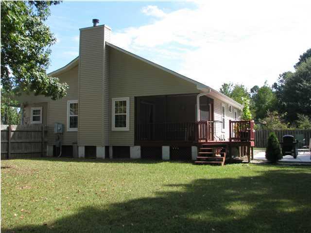 114  Mackerel Lane Summerville, SC 29585