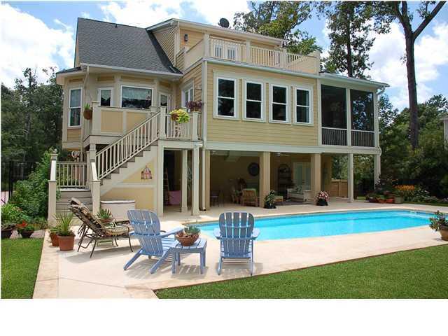 Dunes West In Mount Pleasant 4 Bedroom S Residential 895 000 Mls 1400547 Mount Pleasant