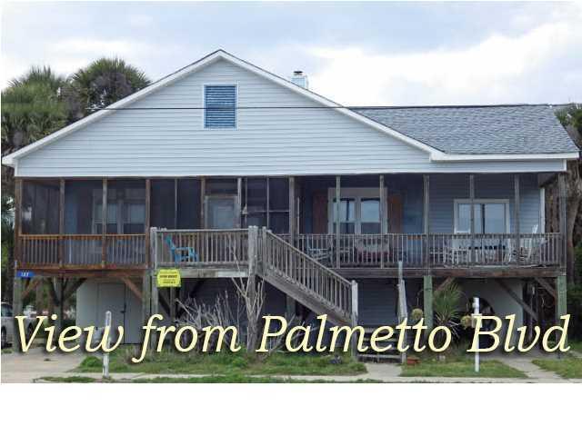 127  Palmetto Boulevard Edisto Beach, SC 29438