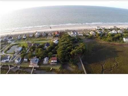 Folly Beach Lots For Sale - 1502 Ashley, Folly Beach, SC - 0