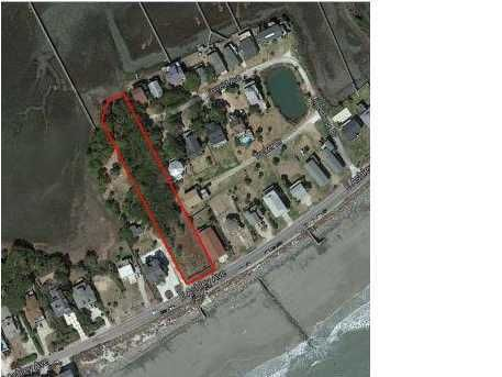 Folly Beach Lots For Sale - 1502 Ashley, Folly Beach, SC - 1