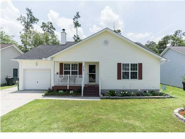 218  Two Hitch Road Goose Creek, SC 29445