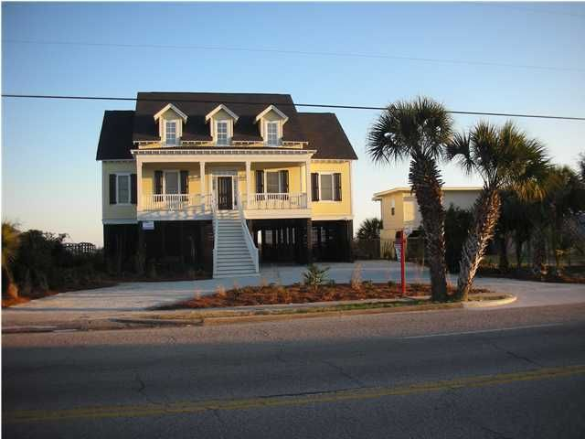 Ocean Front Homes For Sale - 1902 Palmetto, Edisto Beach, SC - 0