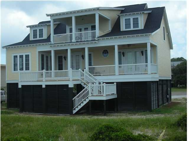 Ocean Front Homes For Sale - 1902 Palmetto, Edisto Beach, SC - 1