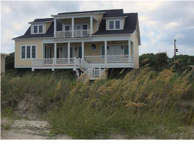 Ocean Front Homes For Sale - 1902 Palmetto, Edisto Beach, SC - 2