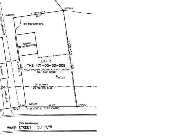 1734  Wasp Street North Charleston, SC 29405