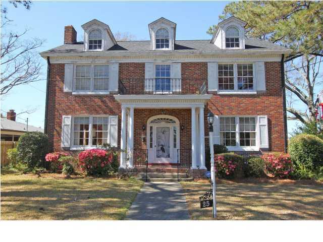 25  Devereaux Avenue Charleston, SC 29403