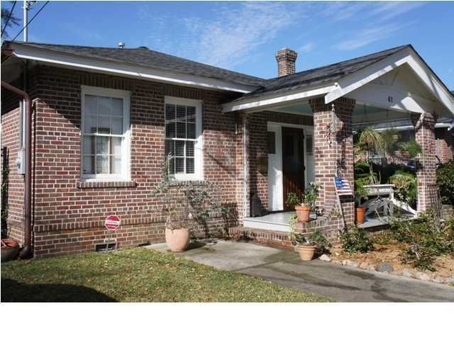 61  Darlington Avenue Charleston, SC 29403