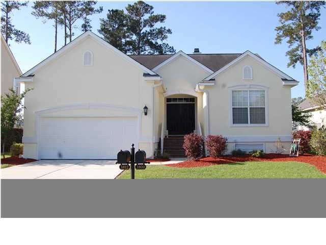 1809  Palmetto Isle Drive Mount Pleasant, SC 29466
