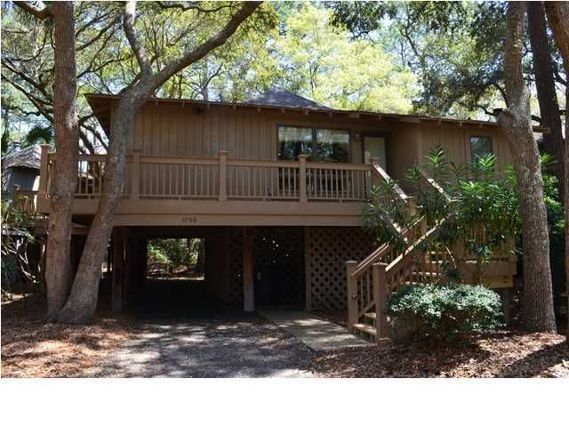 1006  Sparrow Pond Cottage Kiawah Island, SC 29455