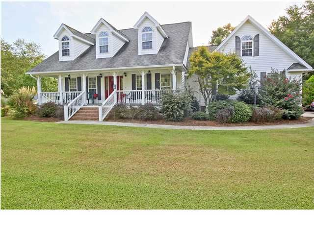 1111  Walleye Road Bonneau, SC 29431