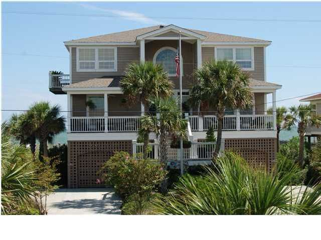 911 W Ashley Avenue Folly Beach, SC 29439
