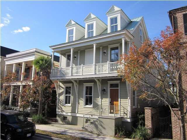 143  Ionsborough Street Mount Pleasant, SC 29464