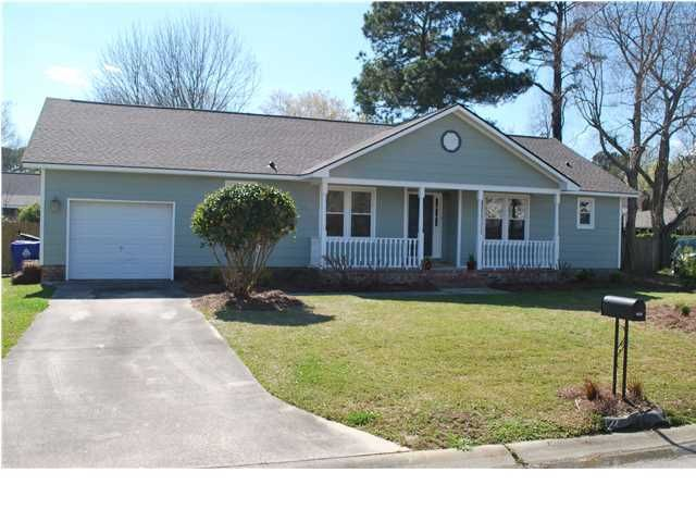 1533  Candlewood Drive Mount Pleasant, SC 29464